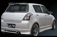 SUZUKI SWIFT MK5 (2005-2010) Nero Chiaro POSTERIORI TAIL LEXUS Lampada Luci-COPPIA