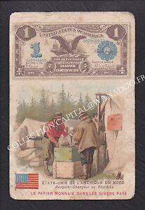 Papier Monnaie dans les divers Pays USA Phoscao