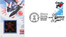 3324 33c Extreme Sports, In Line Skating Color Copy laser cachet  [212579]