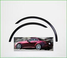 Mercedes-Benz SLK R171 Noir Mat Extensions D'aile 2AV ou 2AR Année 2004-2011