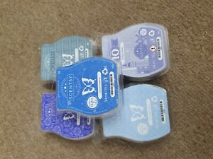 Scentsy Wax Bundle New X5 Blue