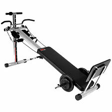 Heavy Duty Bayou Fitness Total Trainer PowerPRO Home Gym Gravity System