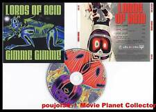 """LORDS OF ACID """"Gimme Gimme"""" (CD Single) house 2003"""