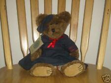 "Boyds 14"" Plush Bear Fiona Fitzbruin"