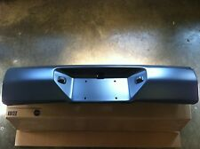 2001-2004 NISSAN XTERRA REAR BUMPER ASSEMBLY - DARK GREY - OEM COLOR