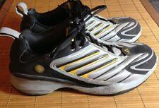 ADIDAS adiPRENE - Sz 9.5M - Running Training Athletic Sport Tennis Shoes Gray
