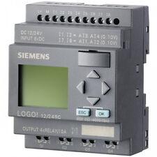 Siemens LOGO! 6ED1052-1MD00-0BA6 LOGO! 12/24RC Logo Soft Comfort 6