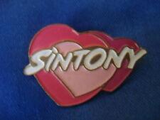 PINS SINTONY  COUP DE COEUR