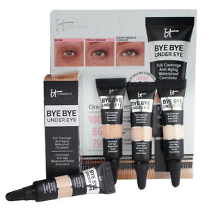 it Cosmetics Bye Bye Under Eye Anti-Aging Waterproof Concealer - 20.0 Medium,