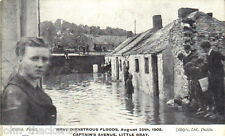 Disasterous Floods, Captains Avenue, Little Bray 26th August 1905 Rare