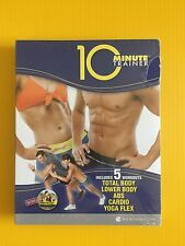 Tony Horton's 10 min trainer-Total Body, L. Body, Abs, Cardio, Yoga - BRAND NEW!