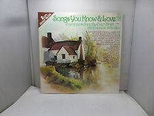 SONGS YOU KNOW AND LOVE EVERGEENS SUNG BY OWEN BRANNING MFP1014 MFP LP RECORD