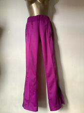 New listing NIKE ATHLETIC DEPT Women's Tracksuit Trousers Joggers Gym Magenta Pink Small