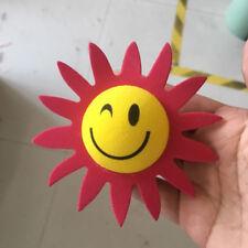 Car Antenna Pen Topper Aerial Ball Sun Sunshine Sunflower AM FM Antenna Decor