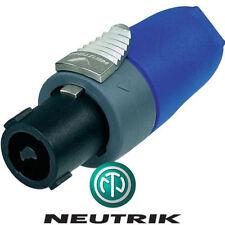 Neutrik Power Pro Audio Single Cables