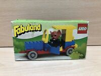 Lego Fabuland 328 BNIB Vintage 1979 Mo Mouse's Roadster - New In Box Rare!