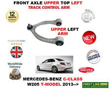 FOR MERCEDES-BENZ C-CLASS 2013-> LEFTSIDE FRONT TOP TRACK CONTROL ARM 2053305501
