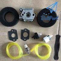 Replacement Walbro & ZAMA Style Carburetor F Older Ryobi Trimmers & Atom Edger