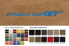 Lloyd Mats Pontiac Grand Am GT Custom Velourtex Front Floor Mats (1999-2005)