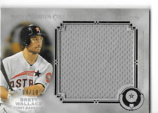 2013 Topps Museum Collection Brett Wallace Game Used Raw 4/10 Houston Astros