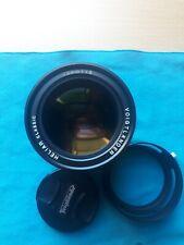 Voigtlander 75mm f1.8 VM Heliar Classic. Leica M Mount
