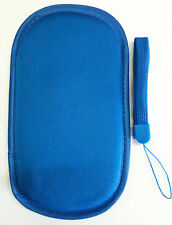 PlayStation PS Vita Soft Neoprene Weatherproof Security Sleeve Case with Strap
