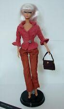 """12"""" Doll HandMade Fashion~No Doll~Fit Fashion Royalty~Monogram~Silkstone"""