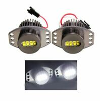 BMW E90 E91 X5 E70 XENON WHITE ANGEL EYE LED MARKER HALO BULBs
