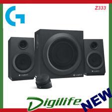 Logitech Z333 2.1 Speaker System 980-001056