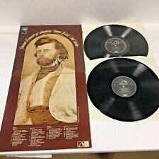 GLUNTARNE (2 disc set )AUTOGRAPHED BY INGVAR WIXELL (magister) on cover LH710