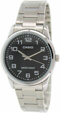 Casio Men's MTPV001D-1B Silver Metal Japanese Quartz Fashion Watch