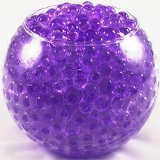 L'Eau Aqua Balls vase Filler Beads For Home parties-Violet par Pk Vert