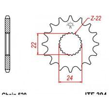 Pignon acier 14 dents jt chaîne 520 aprilia rs125 Jt sprockets JTF394.14