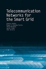 Telecommunication for Networks for Smart Grids by Miguel A. Sanchez-Fornie,...
