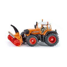 Siku 3660 Fendt Traktor mit Schneefräse orange Maßstab 1:32 NEU! °