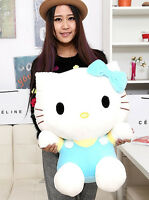 23.6'' Japanese Sanrio Jumbo Hello Kitty Cat Huge Plush Toy Stuffed Animal Doll