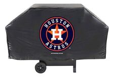 Houston Astros MLB Team Barbeque BBQ Grill Cover
