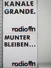 Aufkleber Sticker Radio FFN Spruch (3840)