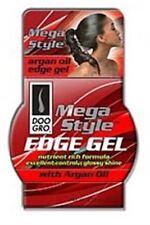 DOO GRO Mega Style Edge Gel With Argan Oil, 2.25 oz (Pack of 2)