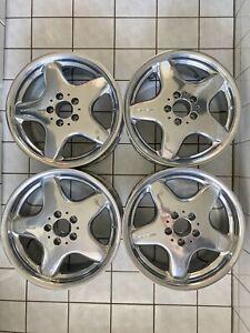 Original Mercedes Benz AMG Styling I 17 Zoll-SL-W210-CLK-SLK-E55-CLS-W208-W209-