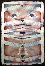 Bruce Weinberg #1246 Original Mixed Media Artwork Handmade Paper 1986 Make Offer
