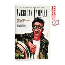 American Vampire Vol 4 by Snyder & Albuquerque - Graphic Novel