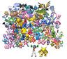 Pokemon Card Bundles 30 Psychic Types - RARE / REV HOLO GUARANTEED NEW JOBLOT