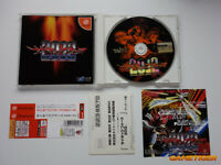 PSYCHIC FORCE 2012 + Spine/Registration Card SEGA DREAMCAST Japan