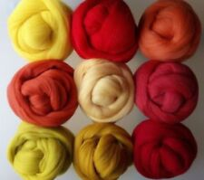 laine à carder 10 grammes feutrer marron foncé