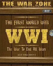 The War Zone First World War WWI War to End All Wars 5-DVD 2014 Brand New Sealed