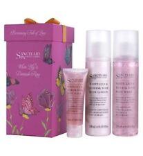 Sanctuary Rose Scent Regular Size Bath & Body