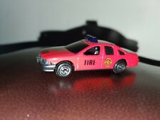 Fire Dept. Car Chevrolet Chevy Caprice Made in China No. 823 MINT 93-96 CAPRICE