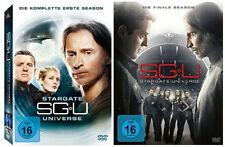 Stargate Universe Staffel 1+2 DVD Set NEU OVP