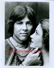 "Richard Hatch Jane Seymour Battlestar Galactica 8x10"" Studio Copy Photo #L8735"
